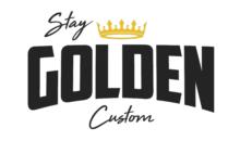 Stay Golden Custom - white back